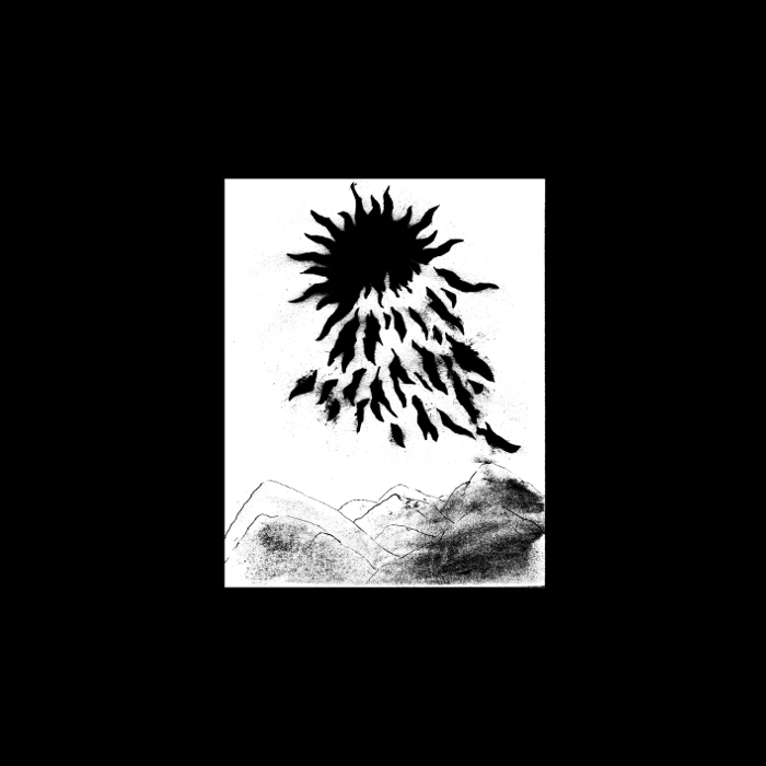 Coletivo Vandalismo - Urubus Fall From The Dying Sun In An Improvised Manner EP (CYN001)