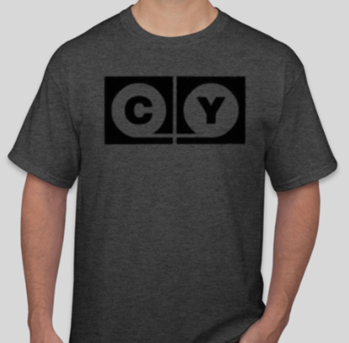 Very Limited Amount of Grey CY T-shirts Available Again